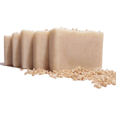 all natural oat soap