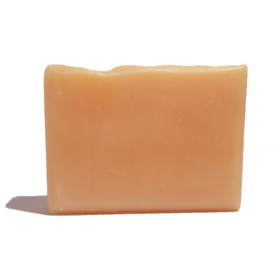 lemon scented bath soap