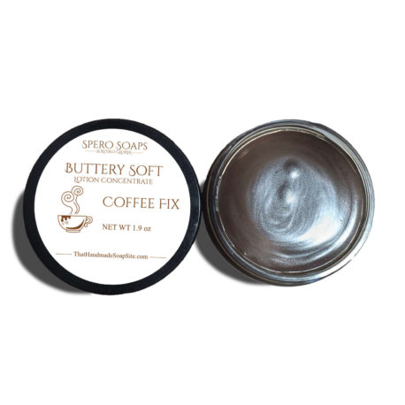 all natural coffee lotion alternative