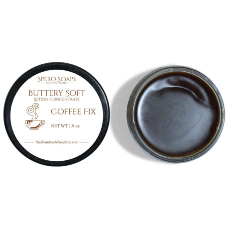 coffee lotion alternative